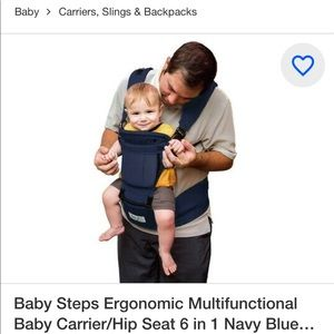Baby Steps baby carrier